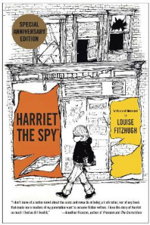 Harriet the Spy av Louise Fitzhugh (Innbundet)