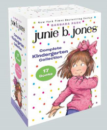 Junie B. Jones Complete Kindergarten Collection av Barbara Park (Heftet)