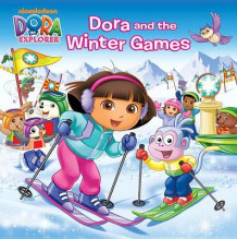 Dora and the Winter Games av Martha T Ottersley (Heftet)