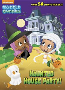 Haunted House Party! (Bubble Guppies) av Random House (Heftet)