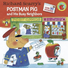 Postman Pig and His Busy Neighbors av Richard Scarry (Heftet)