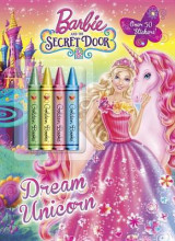 Omslag - Barbie and the Secret Door: Dream Unicorn