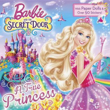 A True Princess (Barbie and the Secret Door) av Kong Man (Heftet)