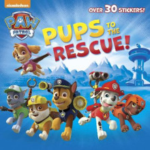 Pups to the Rescue! (Paw Patrol) av Random House og N/A Various (Heftet)