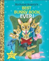 Best Bunny Book Ever! av Richard Scarry (Innbundet)
