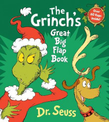 The Grinch's Great Big Flap Book av Dr Seuss (Pappbok)