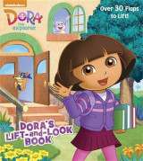 Omslag - Dora's Lift-And-Look Book