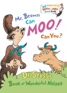 Mr Brown Can Moo! Can You? av Dr. Seuss (Pappbok)