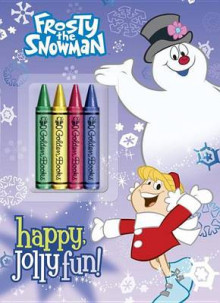 Frosty the Snowman: Happy, Jolly Fun! av Mary Man-Kong (Blandet mediaprodukt)