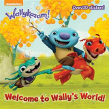 Omslag - Welcome to Wally's World! (Wallykazam!)