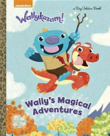 Omslag - Wally's Magical Adventures (Wallykazam!)