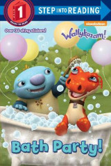 Omslag - Bath Party! (Wallykazam!)