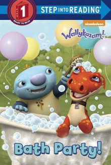 Bath Party! (Wallykazam!) av Christy Webster (Innbundet)