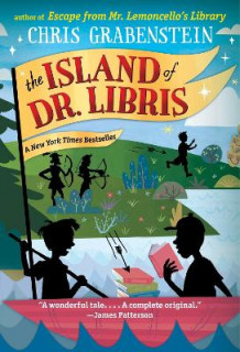 The Island of Dr Libris av Chris Grabenstein (Heftet)