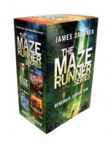 The Maze Runner Series av James Dashner (Heftet)