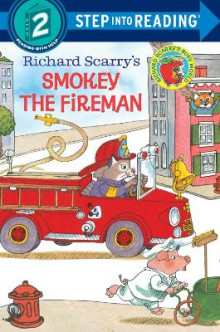 Richard Scarry's Smokey the Fireman av Richard Scarry og Richard Scarry (Heftet)