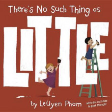 There's No Such Thing as Little av LeUyen Pham (Innbundet)