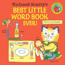 Richard Scarry's Best Little Word Book Ever! av Richard Scarry (Heftet)