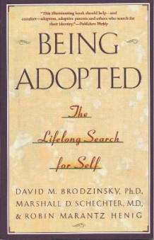 Being Adopted av Brodzinsky (Heftet)