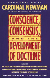 Conscience, Consensus, And The Development Of Doctrine av John Henry Newman (Heftet)