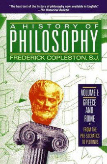 A History of Philosophy: Greece and Rome v. 1 av Frederick C. Copleston (Heftet)