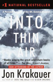 Into Thin Air av Jon Krakauer (Heftet)