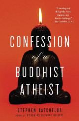 Omslag - Confession of a Buddhist Atheist
