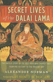 Secret Lives of the Dalai Lama av Alexander Norman (Heftet)