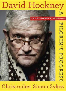 David Hockney av Christopher Simon Sykes (Innbundet)