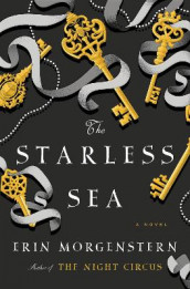 The Starless Sea av Erin Morgenstern (Innbundet)