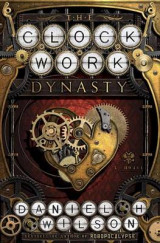 Omslag - The Clockwork Dynasty