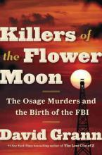Killers of the Flower Moon av David Grann (Heftet)