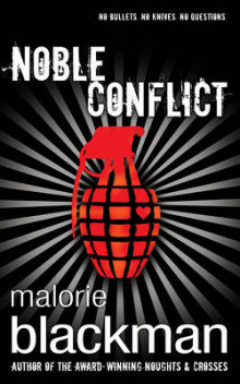 The Noble Conflict av Malorie Blackman (Innbundet)