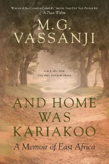And Home Was Kariakoo av M.G. Vassanji (Heftet)
