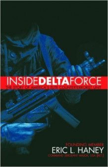 Inside Delta Force av Eric L. Haney (Heftet)