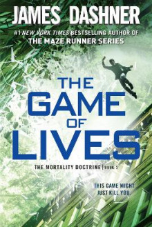 The game of lives av James Dashner (Heftet)