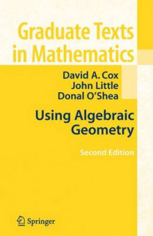 Using Algebraic Geometry av David A. Cox, John B. Little og Donal O'Shea (Innbundet)