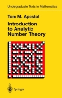 Introduction to Analytic Number Theory av Tom M. Apostol (Innbundet)