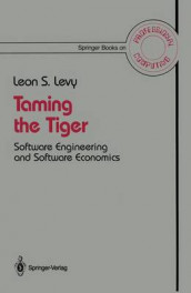 Taming the Tiger av Leon S. Levy (Heftet)