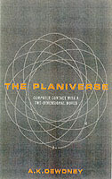 The Planiverse av A. K. Dewdney (Heftet)