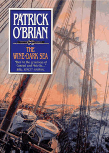 The Wine-Dark Sea av Patrick O'Brian (Innbundet)