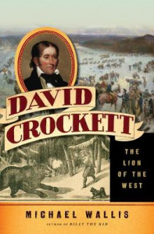 David Crockett av Michael Wallis (Innbundet)