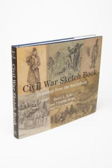 Civil War Sketch Book av Harry L. Katz og Vincent Virga (Innbundet)