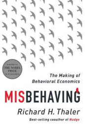 Misbehaving av Richard H. Thaler (Innbundet)