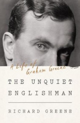 Omslag - The Unquiet Englishman