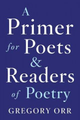 Omslag - A Primer for Poets and Readers of Poetry