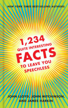 1,234 Quite Interesting Facts to Leave You Speechless av John Lloyd, John Mitchinson og James Harkin (Innbundet)