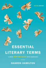 Omslag - Essential Literary Terms