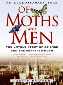 Of Moths and Men av Judith Hooper (Heftet)