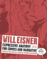 Expressive Anatomy for Comics and Narrative av Will Eisner (Heftet)